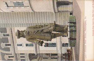 Pennsylvania Philadelphia William Penn Statue