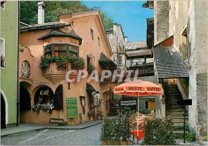 Modern Postcard Rattenberg Malerwinkei Austria