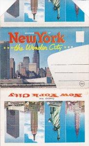 Folder Postcard , New York City , 1950-70s