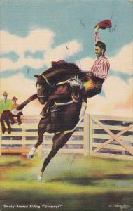 Horses Smoky Branch Riding Glasseye