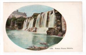 OTTAWA, Ontario, Canada, 1900-1910's; Rideau Falls