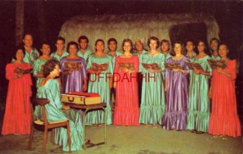 THE OHANA CHOIR OF MOKUAIKAUA CHURCH, KAILUA - KONA, HAWAI'I