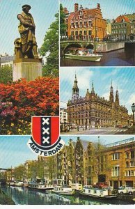 Netherlands Amsterdam Multi View