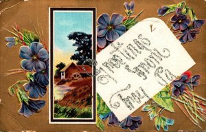 Pennsylvania Smethport Greetings From Troy 1910