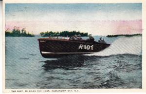 THhe Riot - 50 MPH Alexandria Bay, NY