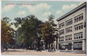 Washington Avenue, Albany NY