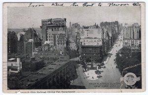 From Flatiron Building, New York City