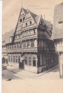 Altdeutsches Haus, HILDESHEIM (Lower Saxony), Germany, 1900-1910s