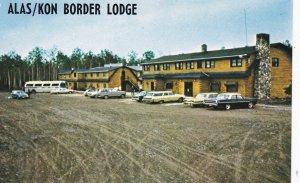 BEAVER CREEK , Y.T. , Canada , 50-60s ; ALAS/KON Border Lodge