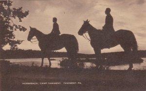 Pennsylvania Tamiment Horseback Riding At Camp Tamiment Artvue sk3245
