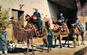 Egypt Timballiers pour corteges de joie  02.14
