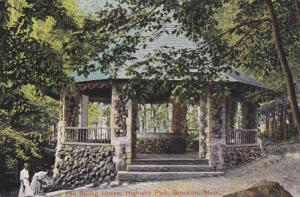 BROCKTON, Massachusetts; Spring House Highland Park, PU-1908