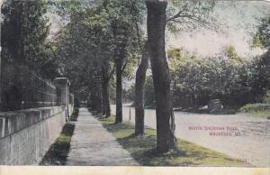 Illinois Waukegan North Sheridan Road 1912