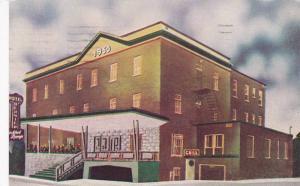 Hotel Bernier- Matane, Cte Rimouski, Quebec, Canada, PU-1970