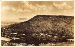 CHATTANOOGA, TENNESSEE LOOKOUT MOUNTAIN-CLINE PHOTO RPPC REAL PHOTO POSTCARD