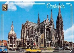 Belgium Oostende St. Peter and Paul Church, St. Petrus en Pauluskerk
