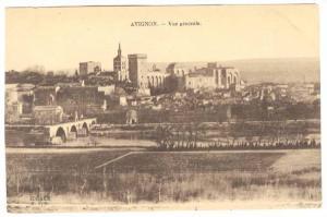 Vue Generale, Avignon (Vaucluse), France, 1900-1910s