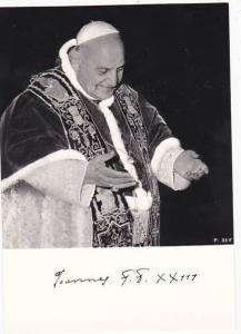 S S Giovanni XXIII