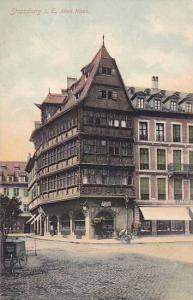 Altes Haus, Strassburg i. E. (Bas Rhin), France, 1900-1910s