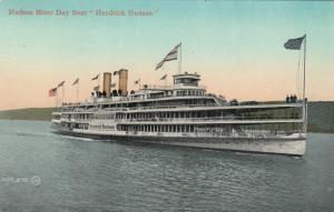 NEW YORK, PU-1910; Hudson River Day Boat Hendrick Hudson