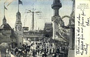 Luna Park Coney Island NY 1905