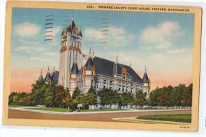 Court House, Spokane WA