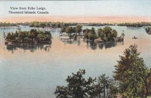 Thousand Islands , Ontario , Canada , 00-10s ; View from Echo Lodge