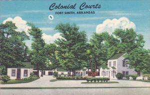 Arkansas Fort Smith Colonial Courts