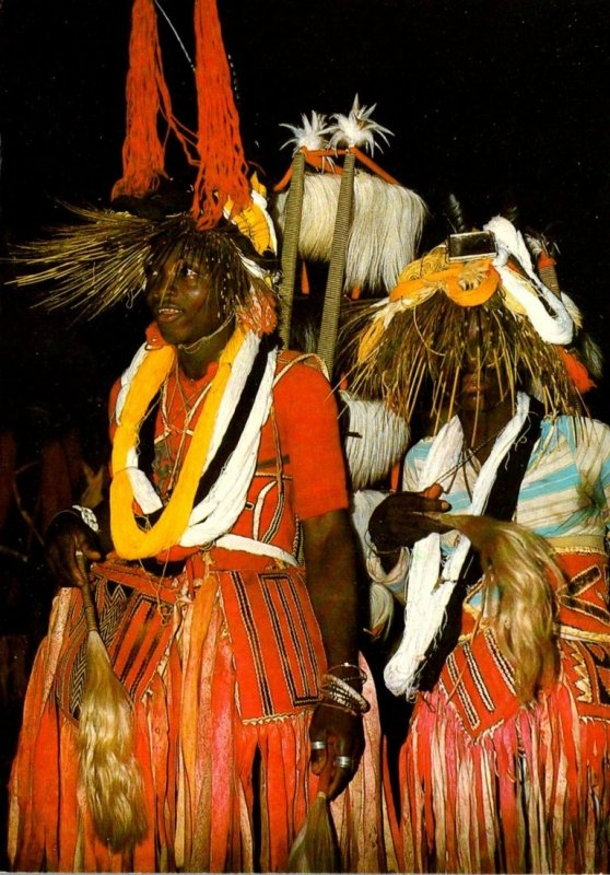 Benin Somba-Tamberma Dancers 1981