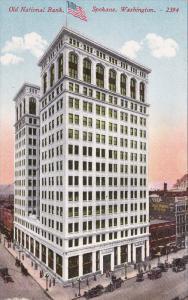 Old National Bank, SPOKANE, Washington, 00-10s