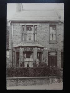 Kent RAMSGATE House CRACKSTAKE on Ellington Place c1904 RP Postcard