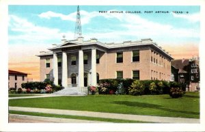 Texas Port Arthur Port Arthur College