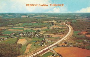 USA Pennsylvania Turnpike One of the World's most scenic highways 03.76