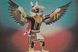 Eagle Kachina Doll , 50-70s