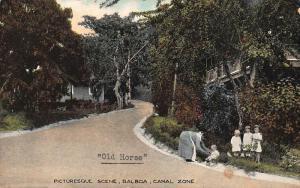 Panama Balboa Canal Zone postcard