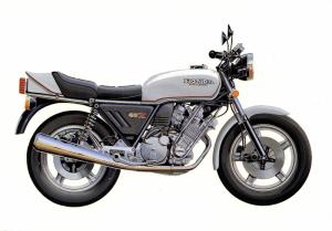 1978 Honda CBX Super Sport Motorcycle, Japan