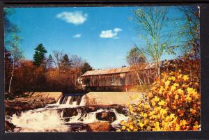 Covered Bridge,Thetford Center,VT BIN