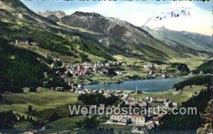 St Mortiz Swizerland 1958