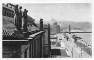 Czech R. Praha Svehlovo nabrezi Prag Svehla-Ufer Bridge Brucke