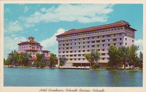 Colorado Springs The Hotel Boadmoor
