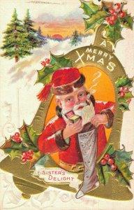 Christmas Merry Xmas Sister´s Delight Santa Claus 04.26