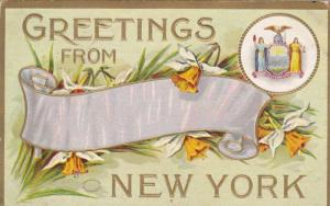 Greetings from New York,  PU-1910