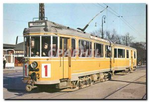 Postcard Modern SPORVEJSMUSEET Skjoldenaesholm