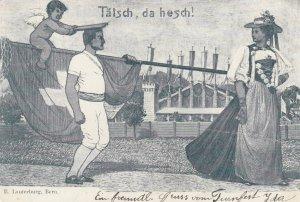 Tatsch, da hesch!, Switzerland , 1906