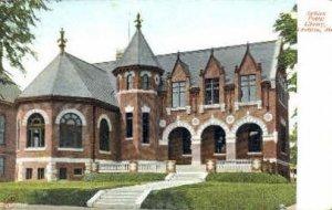 Auburn Public Library in Lewiston, Maine