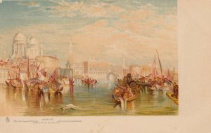 TUCK 2515; Art  VENICE from the Original Painting, 1900-10s