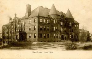 MA - Lynn. High School