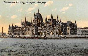 Parliament Building Budapest Republic of Hungary Unused