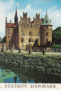 Denmark Egeskov The Castle