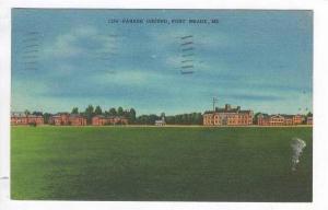 Parade Ground, Fort Meade, Maryland, PU-1952